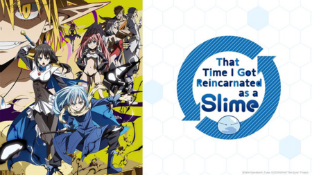 That Time I Got Reincarnated As A Slime 16x9