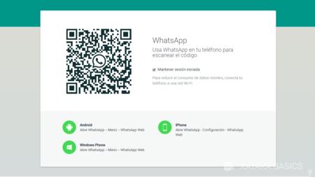 Codigo Qr De Whatsapp Web