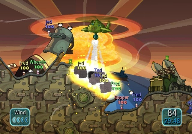 Foto de 061010 - Worms: Battle Islands (3/18)