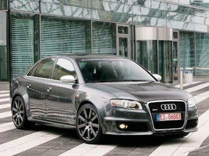 Así suena el Audi RS4 por MTM