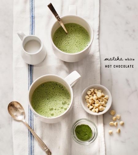 Matcha Green Tea Hot Chocolate E1419125790233