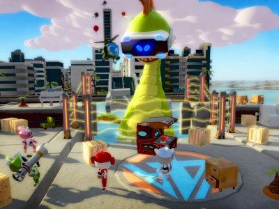 """Los mejores juegos de Realidad Virtual para 2016 se están """"cocinando"""" ahora"""