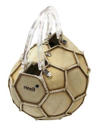 Bolso balón de fútbol
