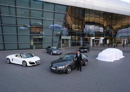 Primeros teasers del Audi A6 2012