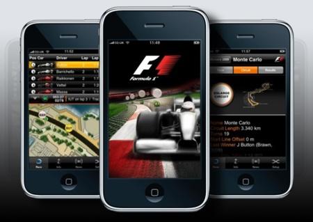 F1 Timing, siguiendo la Fórmula 1 al detalle desde el iPhone