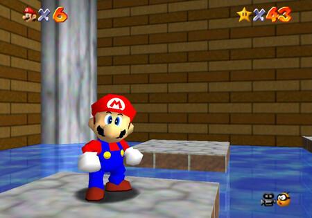 Super Mario 64 Estrella Secreta 10
