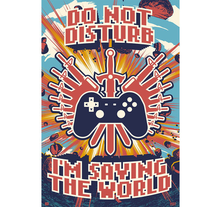 Poster Do Not Disturb