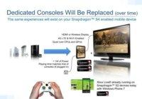 Qualcomm piensa que sus Snapdragons serán un buen sustituto de las consolas de videojuegos