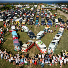 Foto 1 de 7 de la galería concentracion-furgonetas-volkswagen en Motorpasión