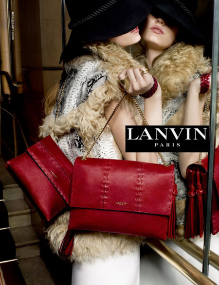 Tim Walker Shoots The New Lanvin Campaign01