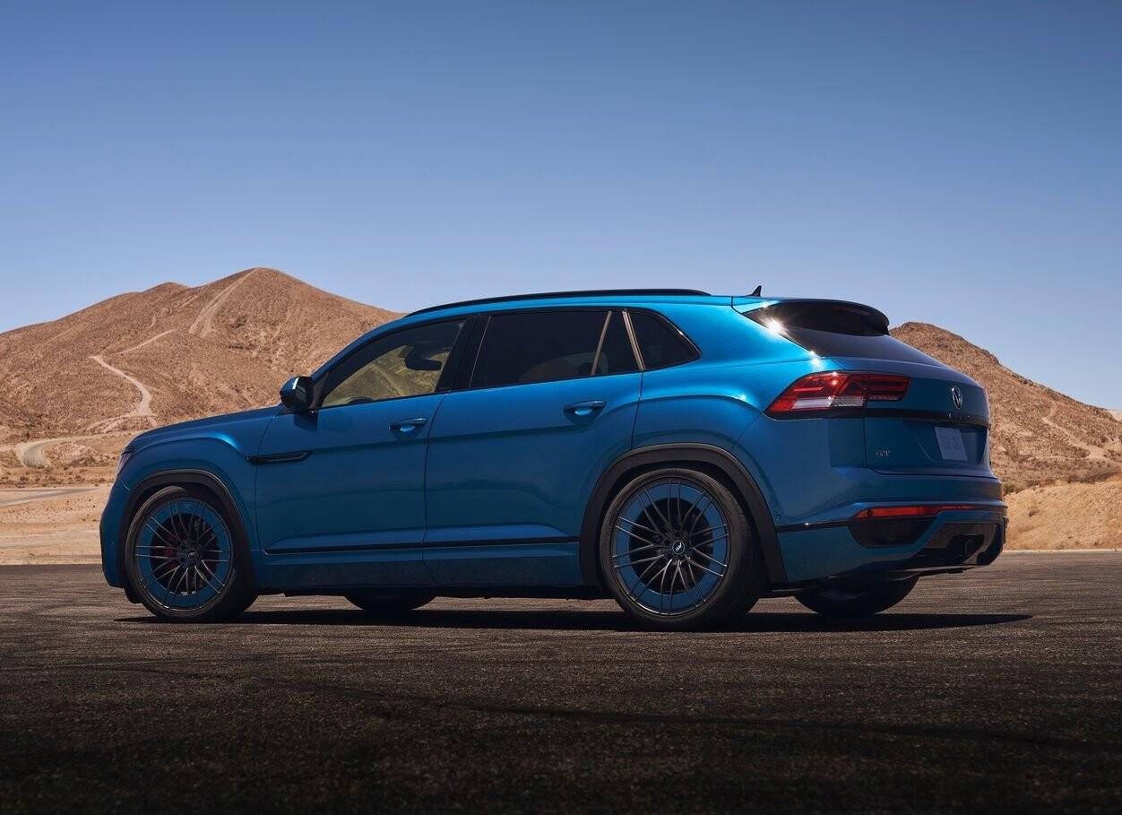 Foto de Volkswagen Cross Sport GT Concept (1/7)