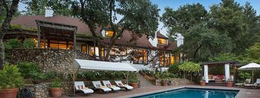 La casa de Robert Redford se vende, es alucinante, con casa de invitados, un taller de arte, todo por siete millones de euros