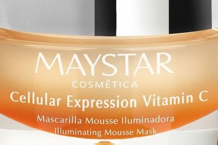 ¿Lo último de Maystar? Su mascarilla mousse iluminadora