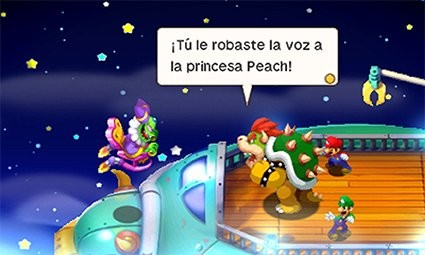 Mario Luigi Superstar Saga Secuaces De Bowser 05