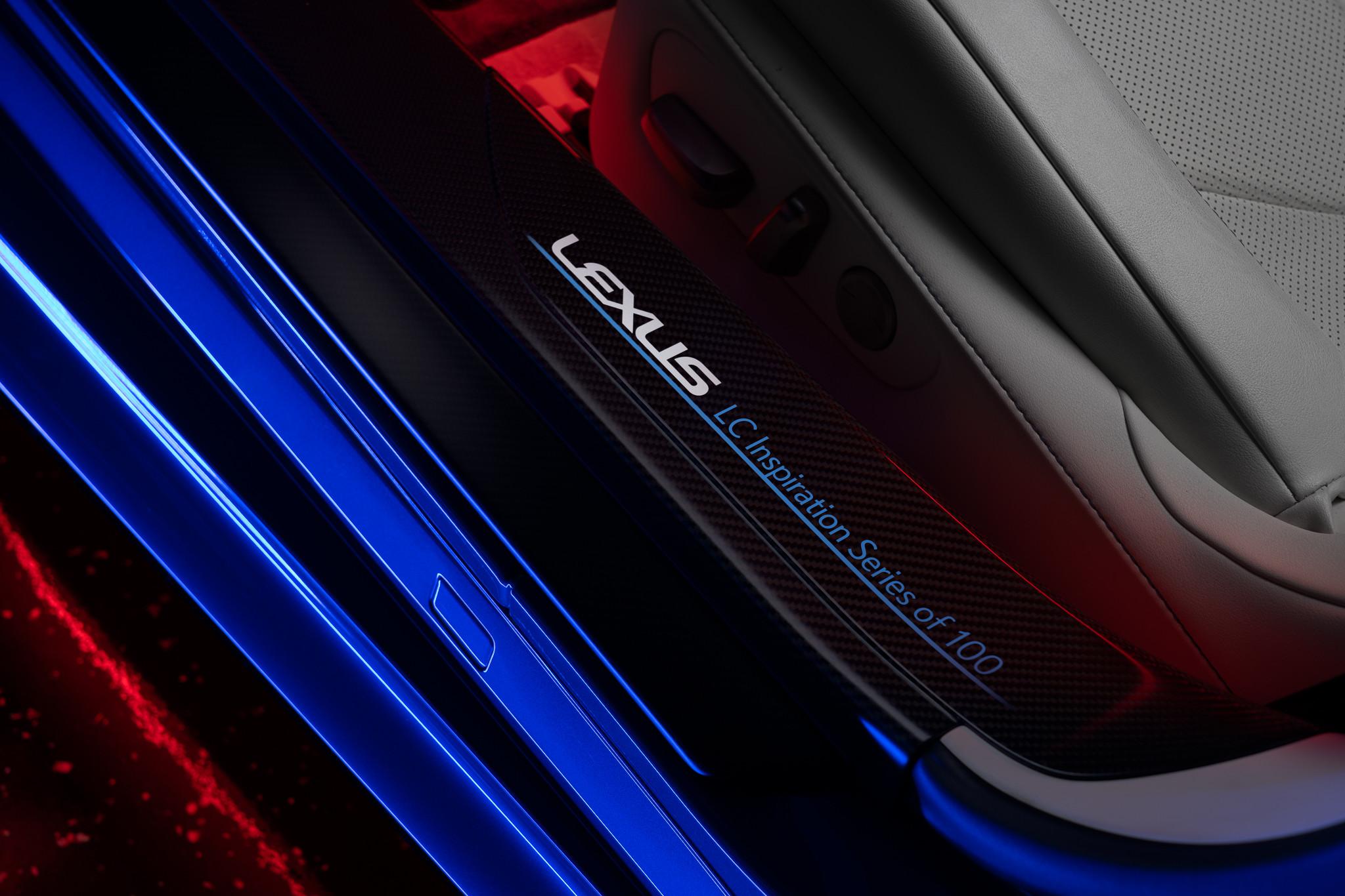 Foto de Lexus LC Cabrio Regatta Edition (13/32)
