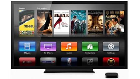 El software del Apple TV se actualiza a la versión 6.1, pocas novedades en el frente