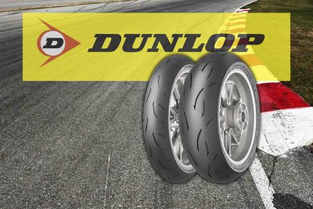 Material de competición a tu alcance con los Dunlop GP Racer D212, de lo mejorcito para tandas