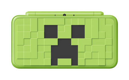New Nintendo 2ds Xl Creeper Edition 02
