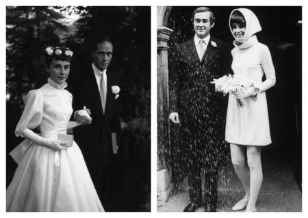 audrey hepburn vestidos novia