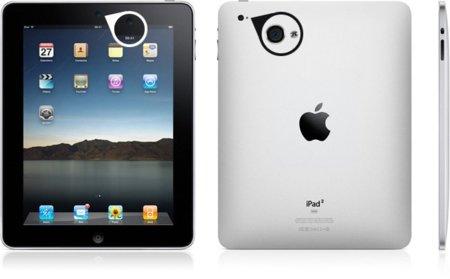 El próximo iPad podría tener dos cámaras