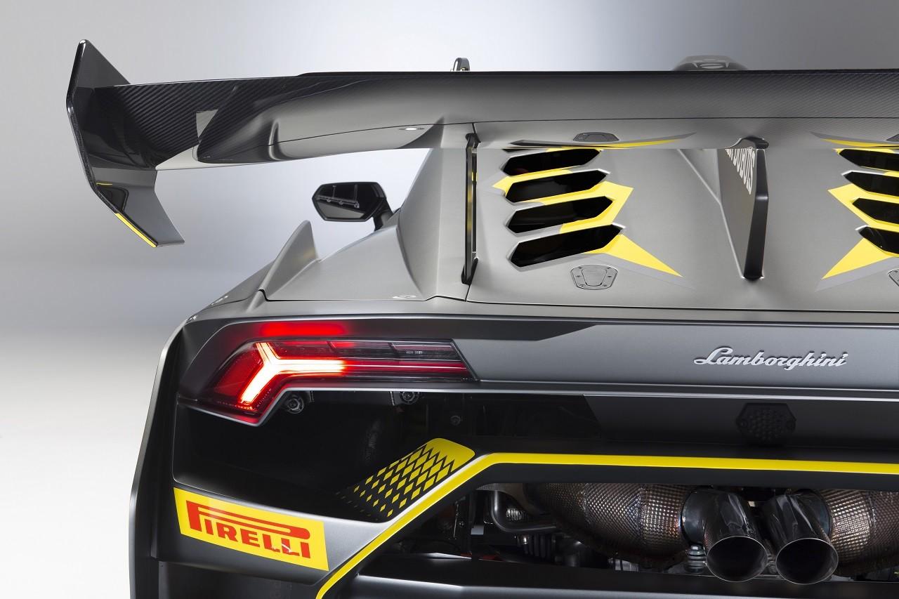 Foto de Lamborghini Huracán Super Trofeo Evo (10/11)