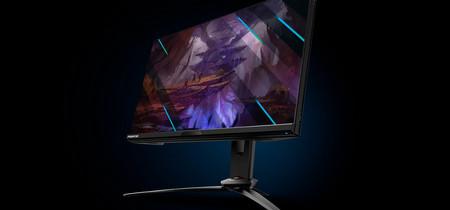 Predator X25: el nuevo monitor de Acer llega ofreciendo hasta 360 Hz en pantalla y resolución Full HD