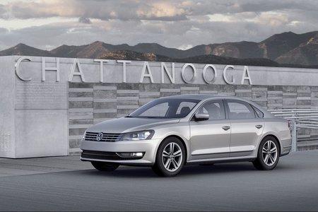 2011 Volkswagen Passat: born in the USA