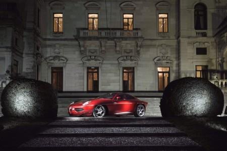 Alfa Romeo Disco Volante por Touring Superleggera