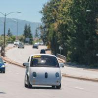 El coche autónomo de Google finalmente se estrena en las carreteras de California