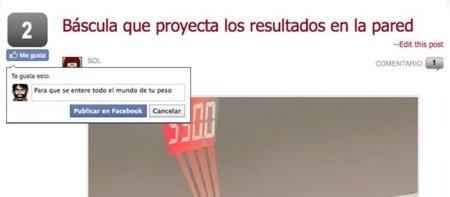Facebook Compradicción