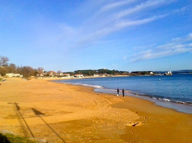 Playa de la Magdalena - Santander