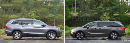 Análisis: Minivan vs. SUV mediana de 7 pasajeros ¿De verdad es tan versátil un SUV o es sólo moda?