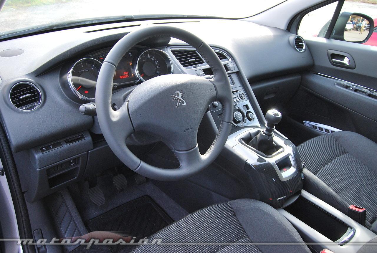 Foto de Peugeot 3008 y 5008 2014 (presentación) (17/22)