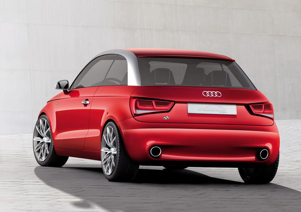 Foto de Audi A1 Metroproject Quattro Concept (11/35)