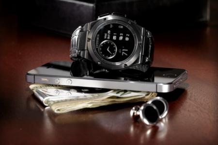 HP y Michael Bastian crean Chronowing, más reloj que smartwatch