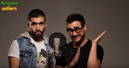 Las emisiones paralelas de 'La Voz' en Instagram ya son un éxito: Casi 10.000 espectadores en directo gracias a Keunam y Hermoti