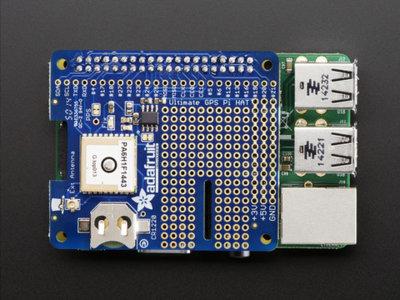 Si quieres un GPS para tu Raspberry Pi, este probablemente es el mejor