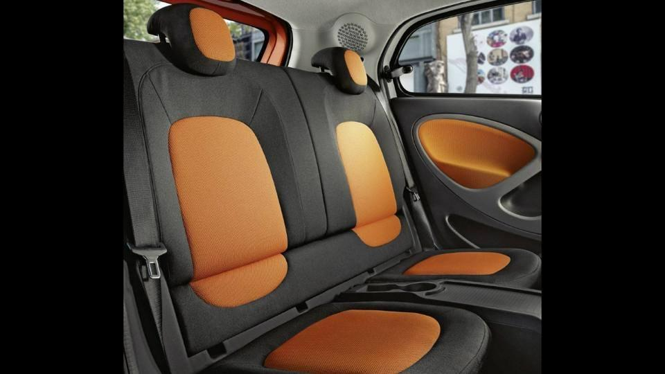 ForTwo y ForFour 2015