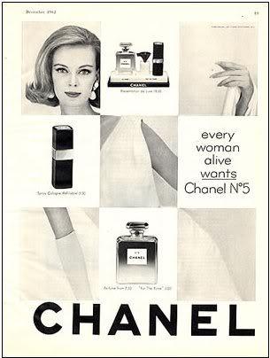 Foto de Chanel No. 5 - publicidad del 30 al 60 (28/61)