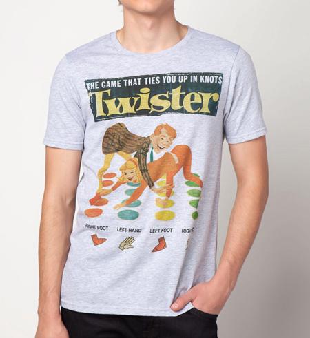 Colección de camisetas de juegos vintage en Bershka