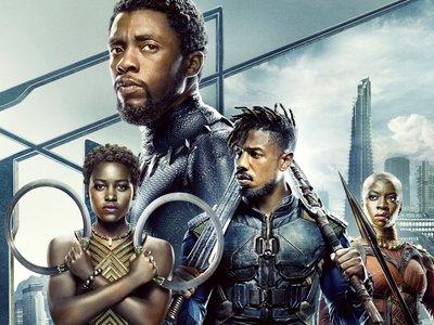 Black Panther revienta la taquilla con 361 millones de dólares en su primer fin de semana