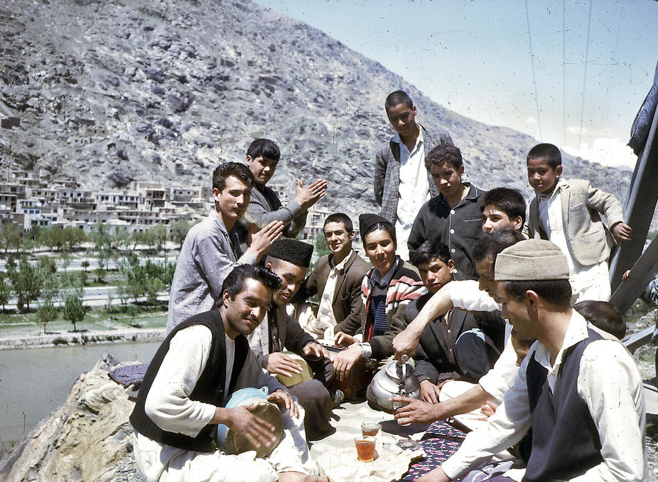 Color Photos Of Afghanistan In The 1960s By Bill Podlich 32