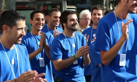 Apple revela cifras del rendimiento de sus Apple Store tras reconocer un error al despedir algunos empleados