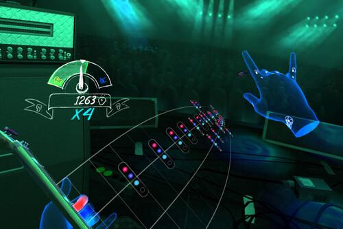 Análisis de Unplugged: el día que la realidad virtual cambió los instrumentos de plástico por el reconocimiento de manos