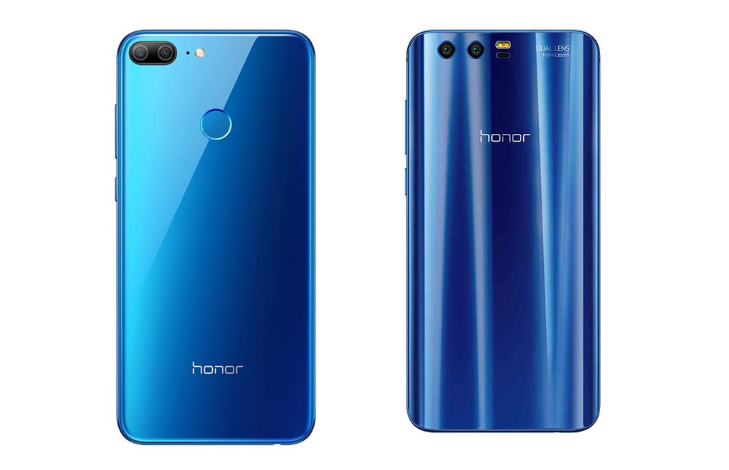 Honor nueve Lite Vs Honor 9