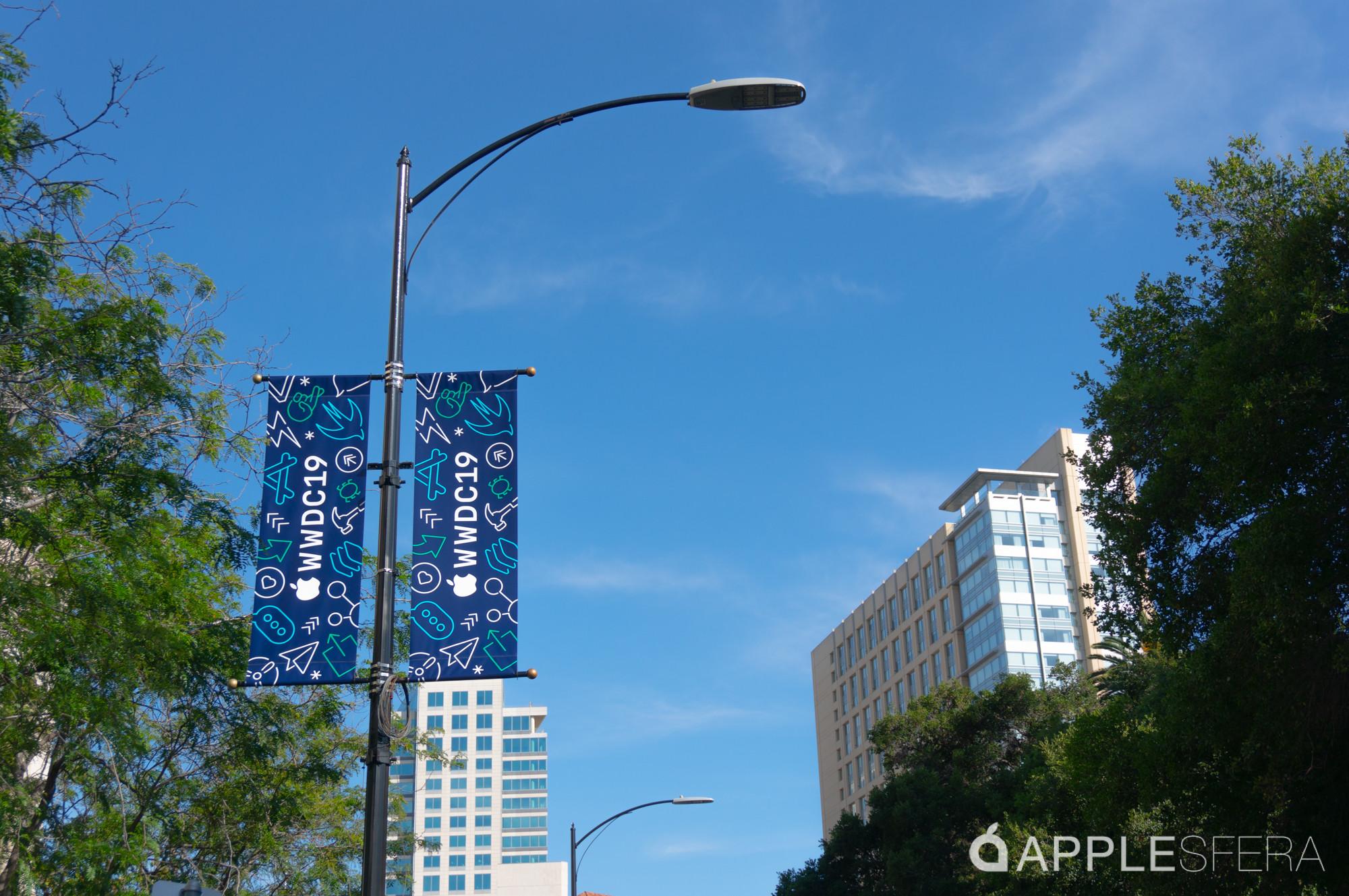 Foto de Banderolas WWDC19 (4/6)
