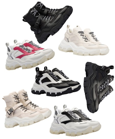 Prada Chunky Sneakers 01