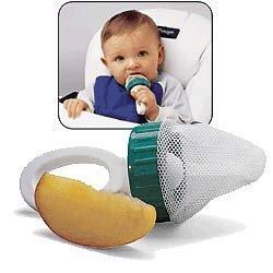 Alimentos sólidos para el bebé de una manera segura