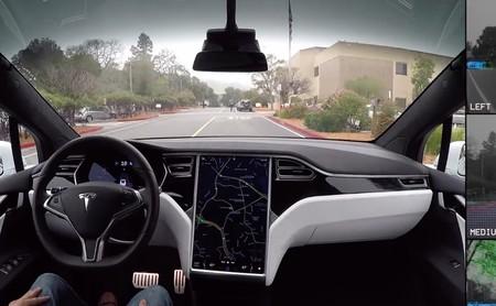 La gran pregunta del coche autónomo: cuánta ventaja le lleva Tesla a la competencia
