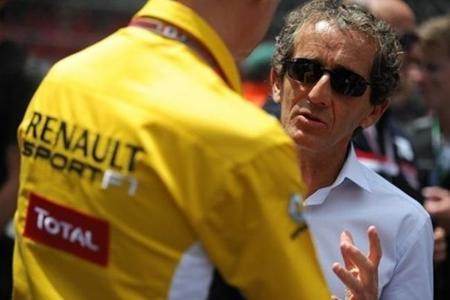 "Alain Prost: ""Renault no va a invertir en Lotus"""